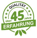 Saterplant Qualitätssiegel - über 45 Jahre Erfahrung